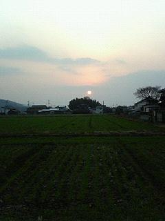 20070712夕陽.JPG